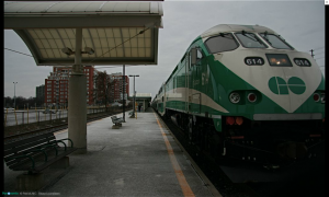 oakville go station